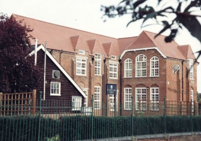 St Mary and St John School