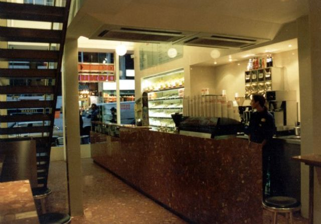 PCA Architects Dunkin Donuts London