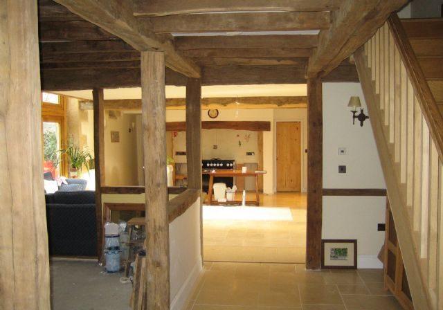Barn Conversion Kitchen PCA 622