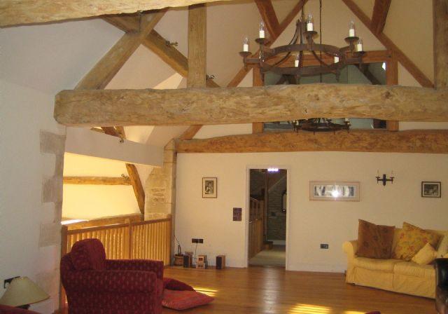 Barn Conversion Lounge PCA 622