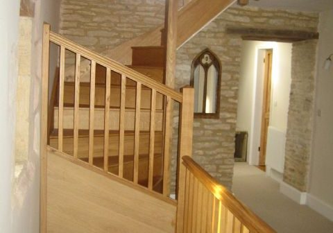 Barn Conversion Staircase PCA 622